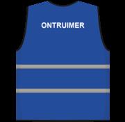 ARBO centrum Ontruimer hesje blauw