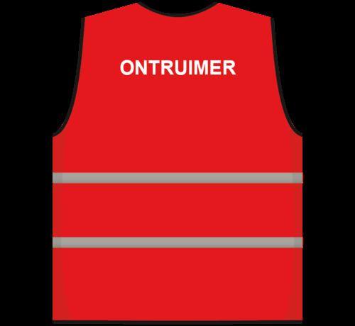 ARBO centrum Ontruimer hesje rood