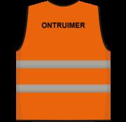 ARBOwinkel.nl Ontruimer hesje oranje