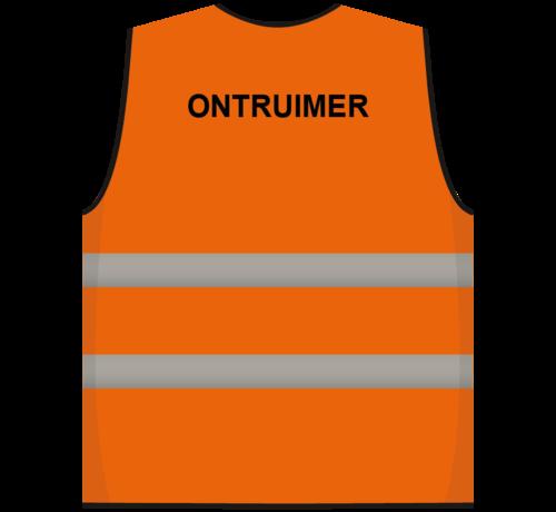ARBO centrum Ontruimer hesje oranje