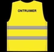 ARBO centrum Ontruimer hesje geel