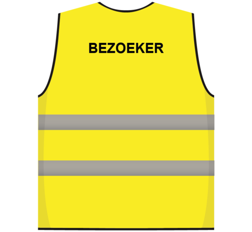 ARBO centrum Bezoeker hesje geel