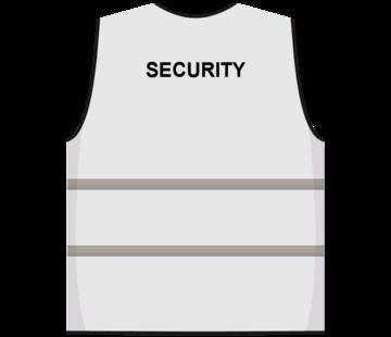 Security hesje wit