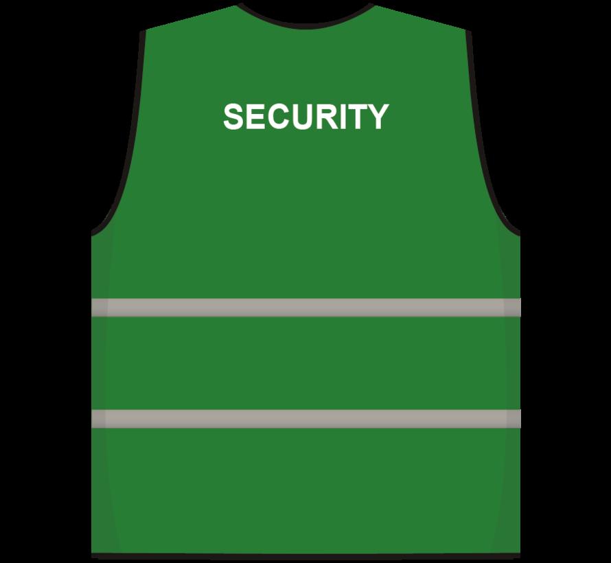 Security hesje groen