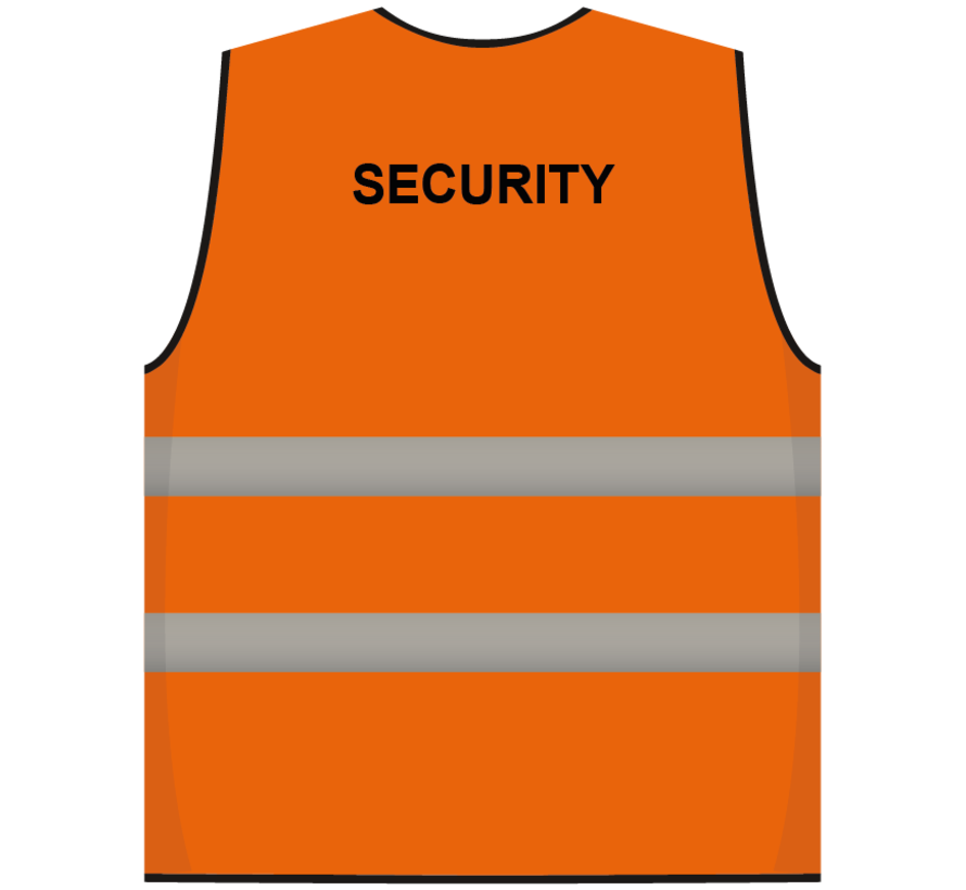 Security hesje oranje