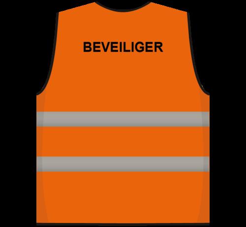 ARBO centrum Beveiliger hesje oranje
