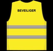 ARBO centrum Beveiliger hesje geel