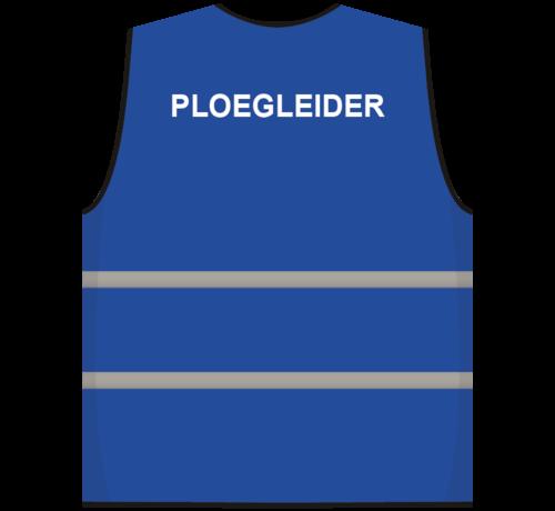 ARBO centrum Ploegleider hesje blauw