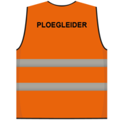 ARBOwinkel.nl Ploegleider hesje oranje