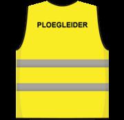 Ploegleider hesje geel