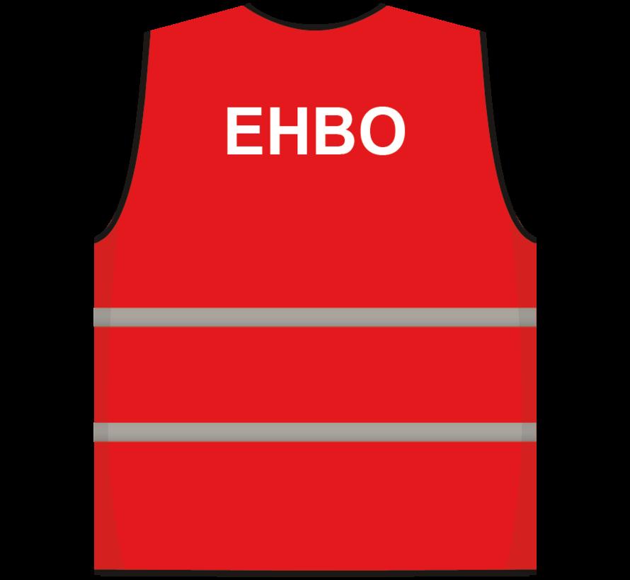EHBO hesje rood
