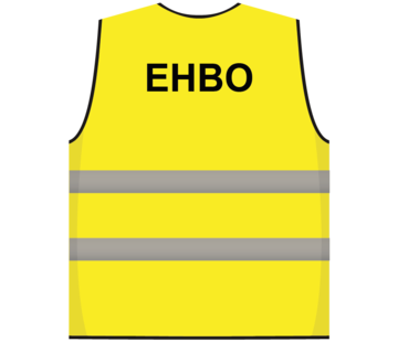 ARBOwinkel.nl EHBO hesje geel