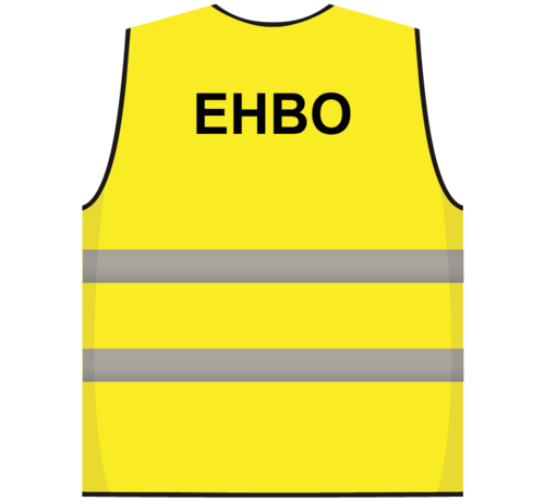 ARBO centrum EHBO hesje geel