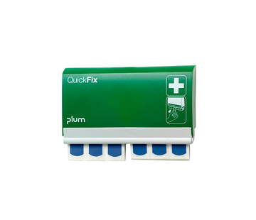 Plum Plum QuickFix pleisterdispenser HACCP