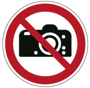 ARBOwinkel.nl Fotograferen verboden