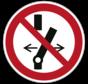 Niet schakelen pictogram