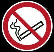 ARBO centrum Roken verboden