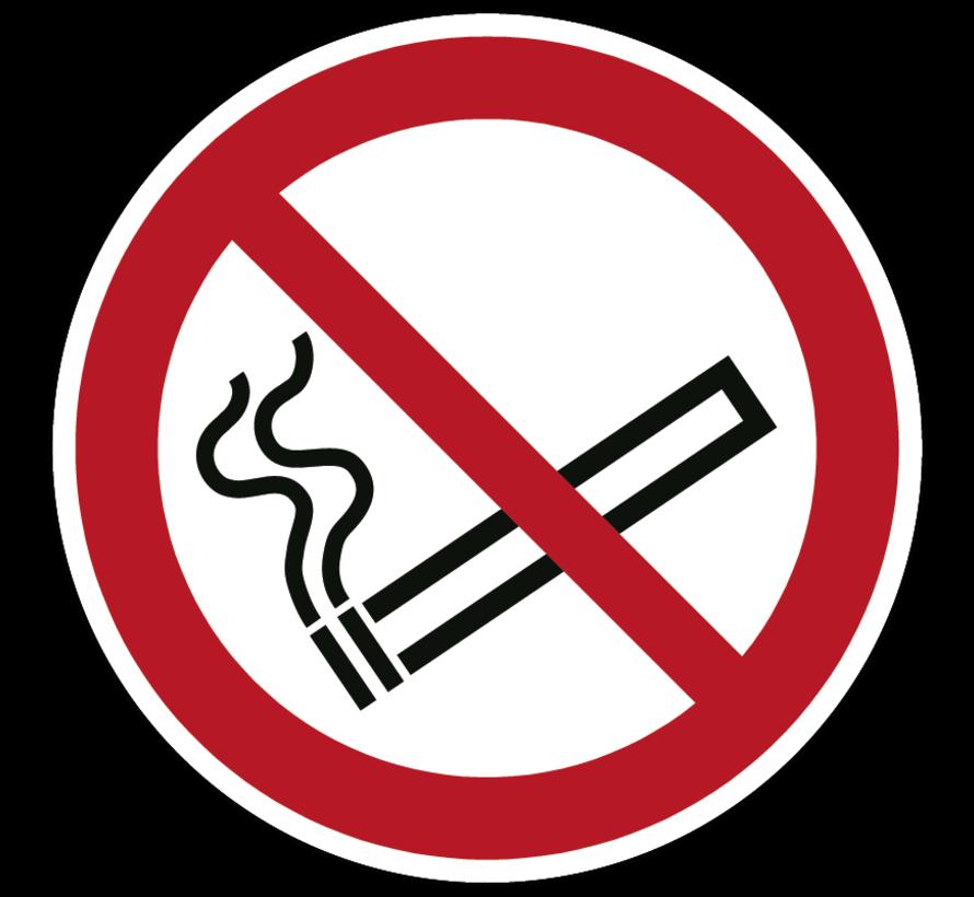 Roken verboden pictogram