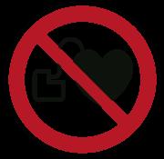 ARBO centrum Verbod voor personen met pacemaker