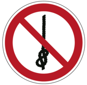 ARBO centrum Verboden om knopen te maken