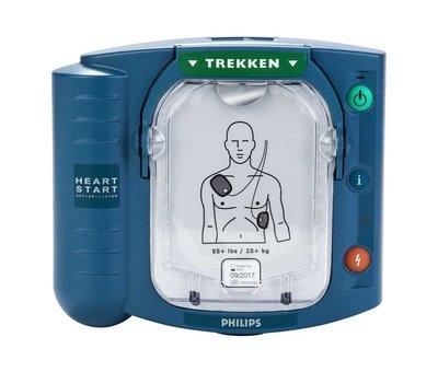 Philips HeartStart HS1 en FRx batterij