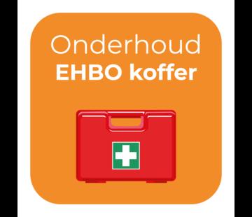 Onderhoud - EHBO koffers