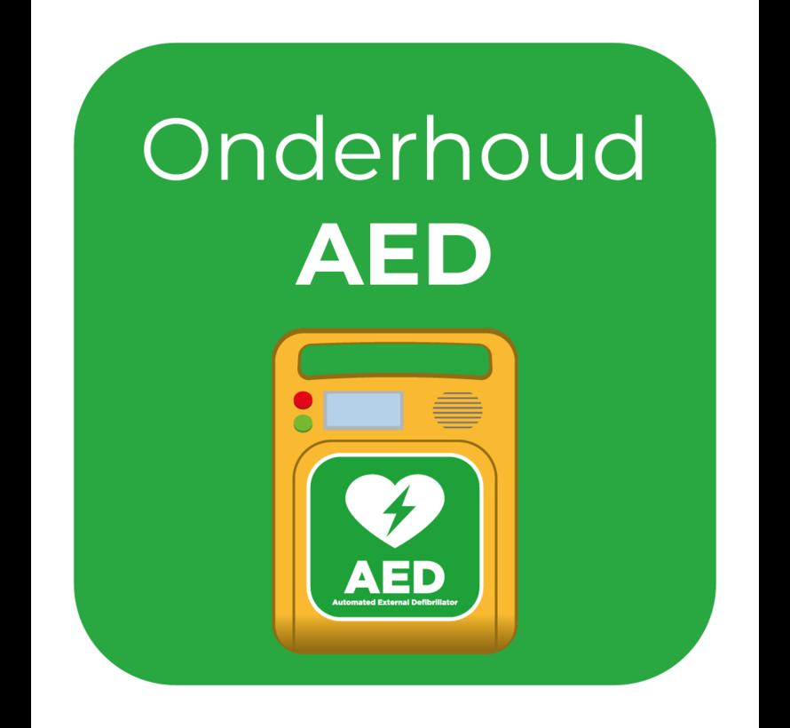 Onderhoud - AED