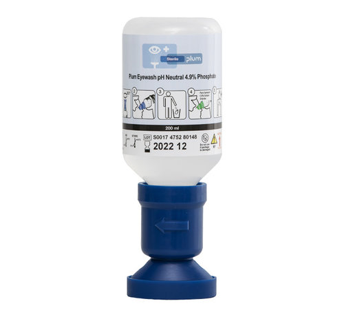 Plum Plum oogspoelfles - pH Neutraal