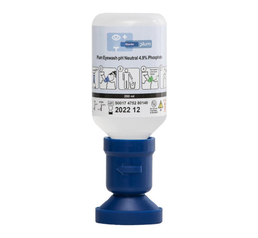Plum oogspoelfles - pH Neutraal