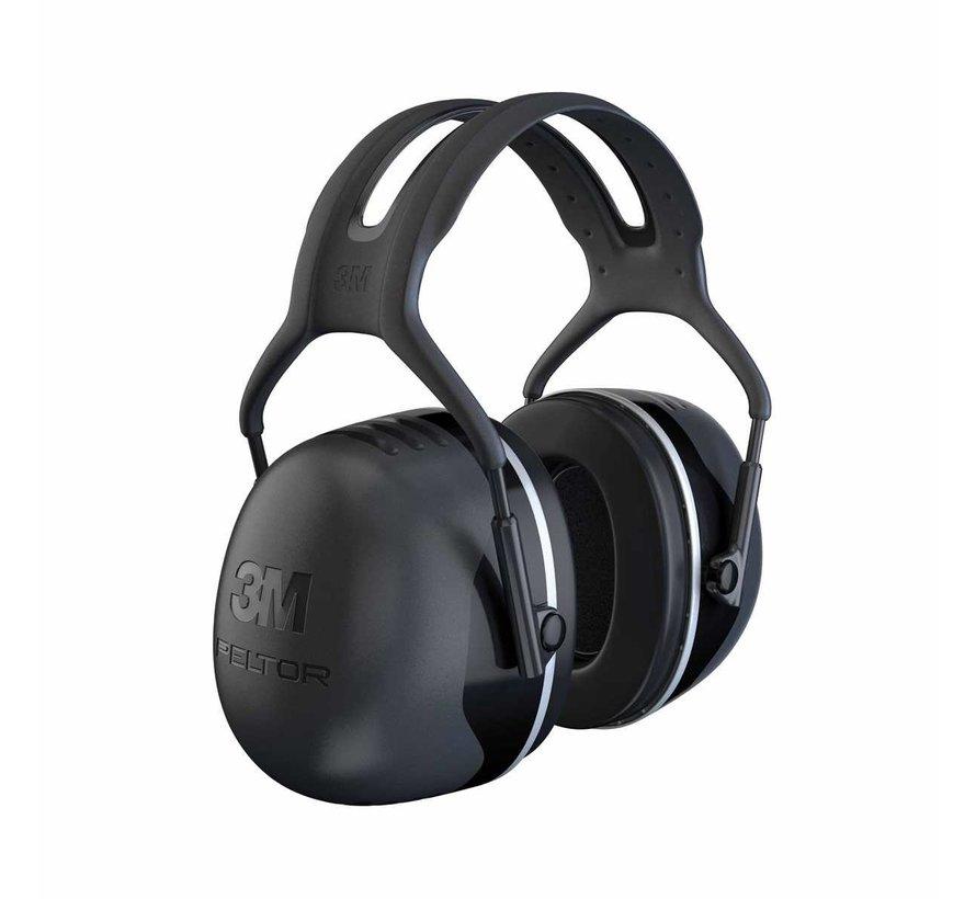 3M Peltor X5A oorkap met hoofdband