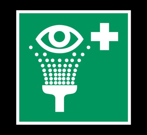 ARBO centrum Oogdouche pictogram