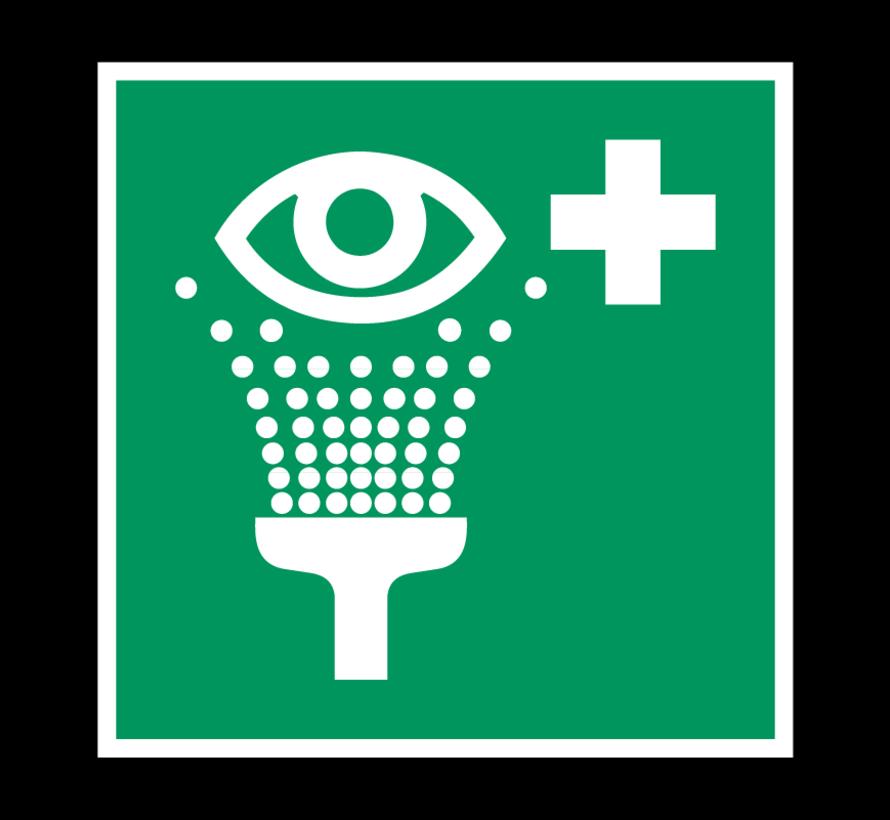 Oogdouche pictogram
