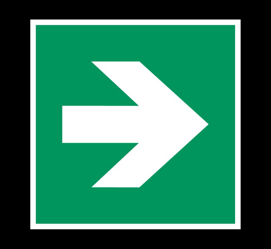 Richtingaanwijzing pictogram