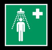 Veiligheidsdouche