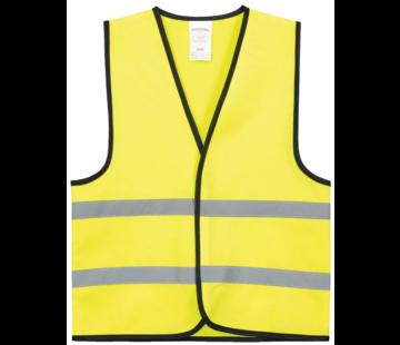 Veiligheidshesje kind geel