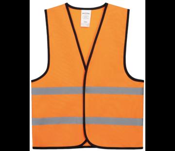 Veiligheidshesje kind oranje
