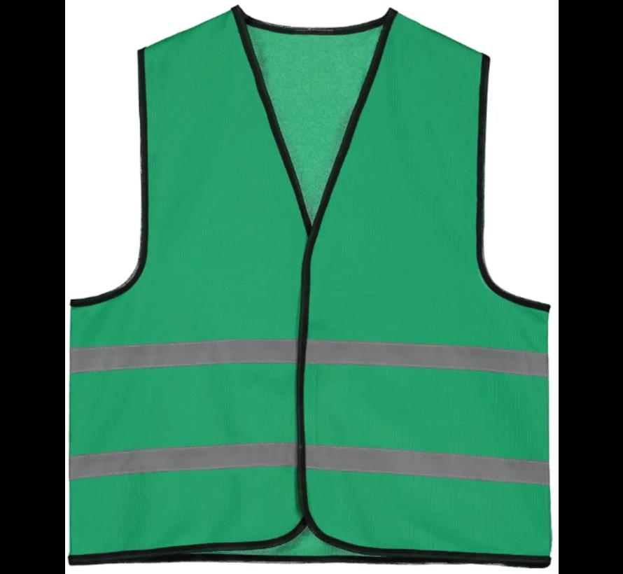 Veiligheidshesje kind groen