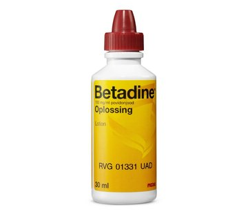 Betadine jodium 30 ml