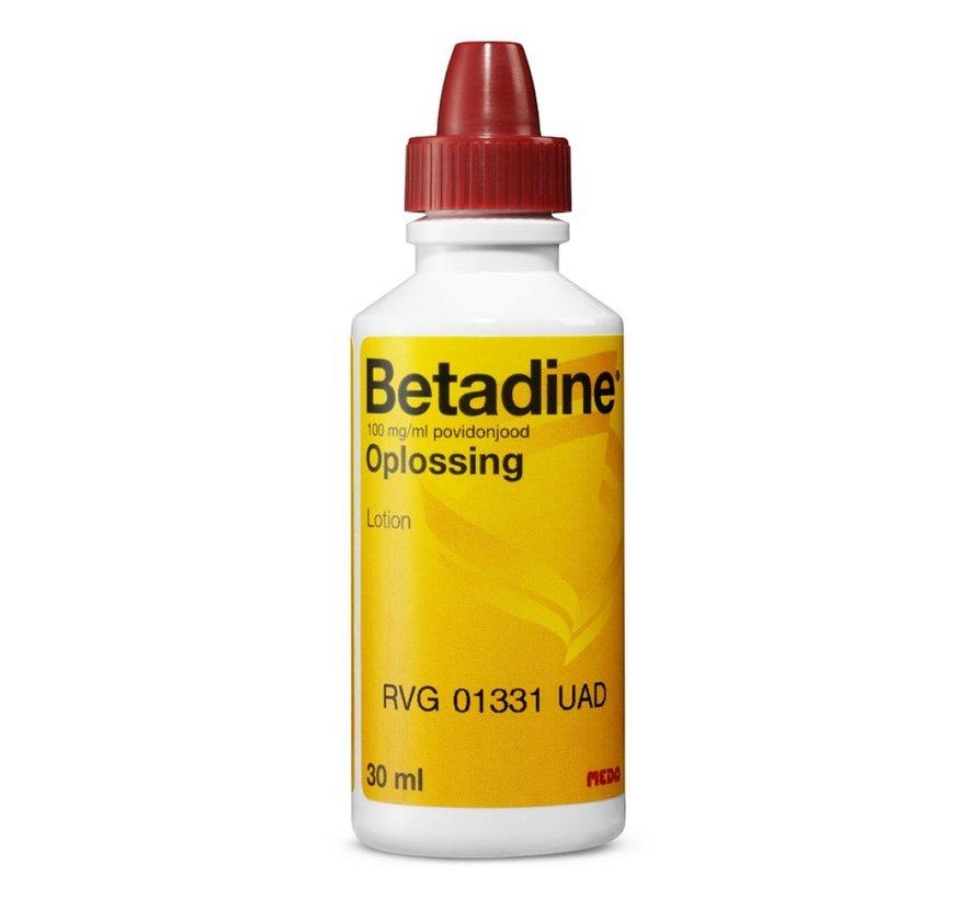 Betadine jodium 30 ml
