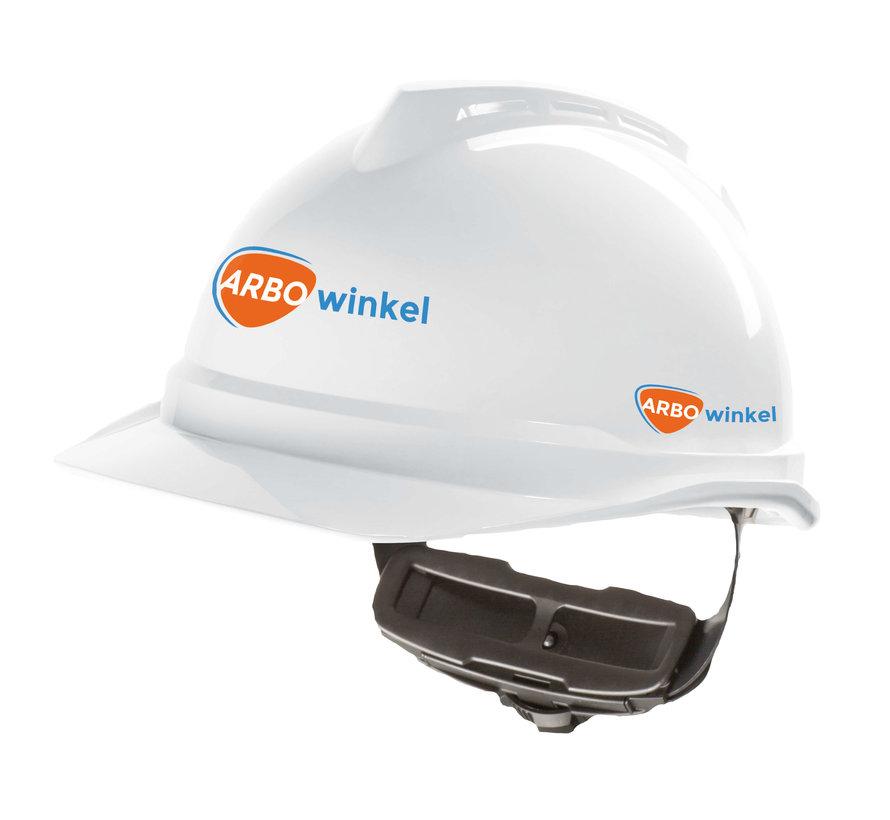 Sticker voor veiligheidshelm / bouwhelm