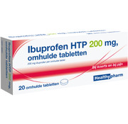 Healthypharm Ibuprofen 200 mg