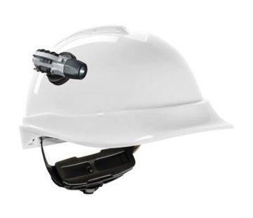 MSA Veiligheidshelm met lamp