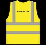 RWS veiligheidsvest beveiliger geel