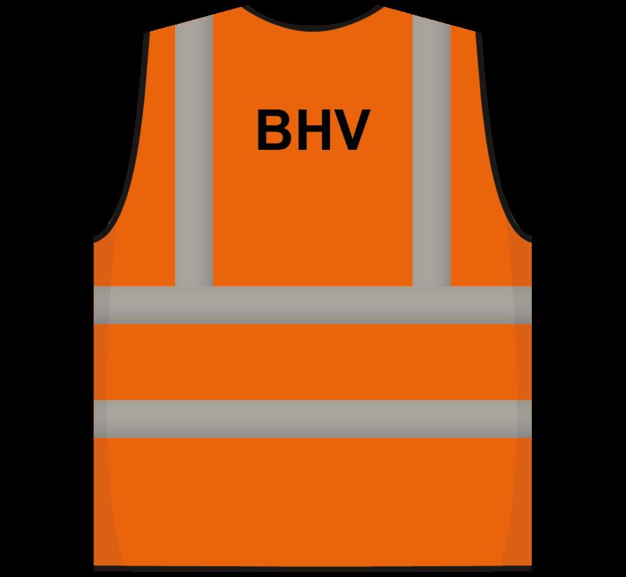RWS veiligheidsvest BHV oranje