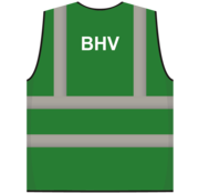 ARBOwinkel.nl RWS veiligheidsvest BHV groen