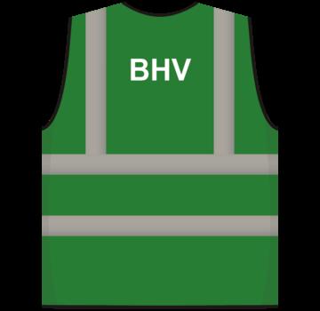 ARBO centrum RWS veiligheidsvest BHV groen