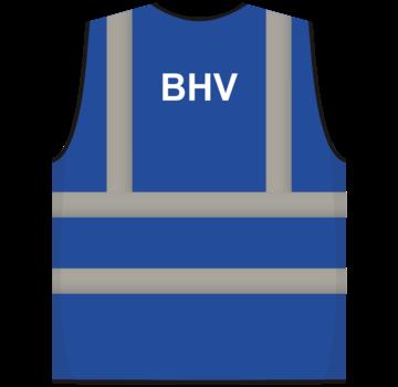 ARBOwinkel.nl RWS veiligheidsvest BHV blauw