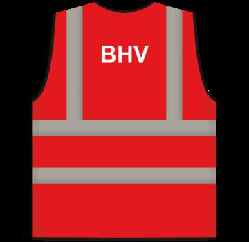 ARBOwinkel.nl RWS veiligheidsvest BHV rood