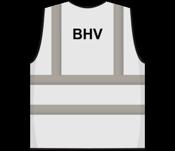 RWS veiligheidsvest BHV wit