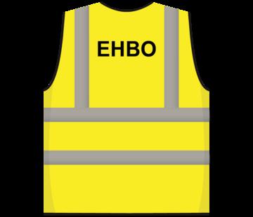 ARBO centrum RWS veiligheidsvest EHBO geel